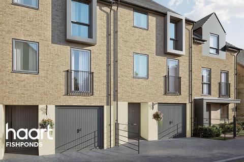 4 bedroom terraced house for sale - Utility Room, Garage & Parking