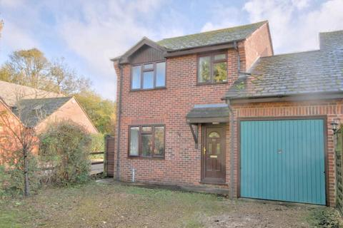 3 bedroom link detached house for sale - Clifden Road, Worminghall, HP18