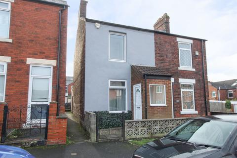 2 bedroom semi-detached house for sale - John Street, Brimington, Chesterfield