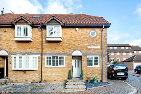3 bedroom end of terrace house for sale - Fishermans Drive, London, SE16