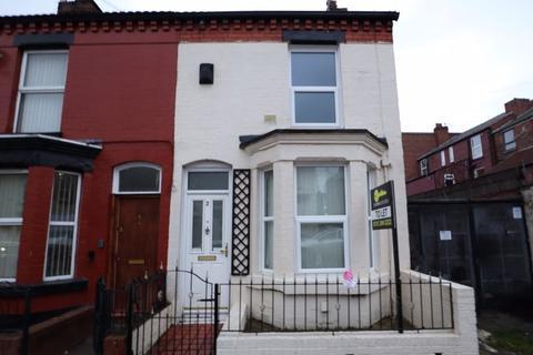 3 bedroom terraced house to rent - Beechwood Road, Liverpool