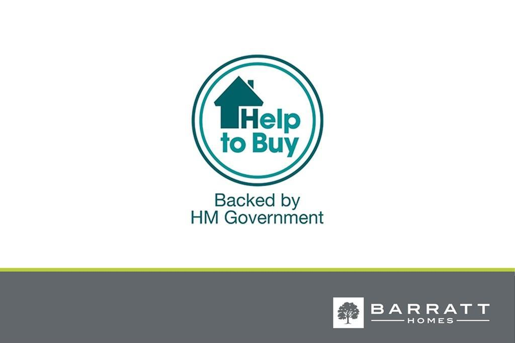 Barratt Help to Buy Logo