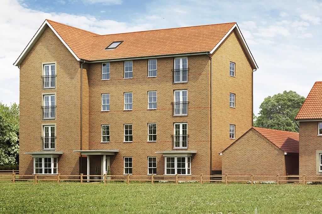 Amble/Malton 4 storey