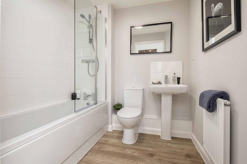 GP Apartment bathroom