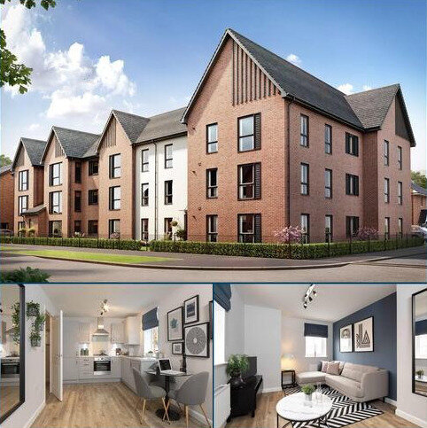2 bedroom apartment for sale - Plot 189, HORNSEA at New Lubbesthorpe, Tay Road, Lubbesthorpe, LEICESTER LE19