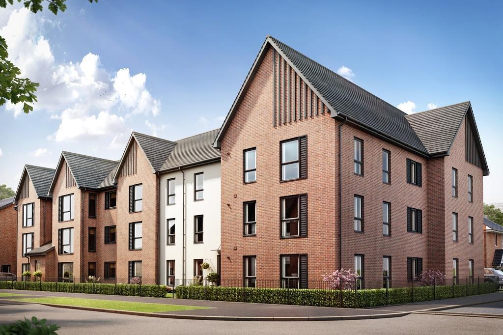 New Lubbesthorpe House apartment