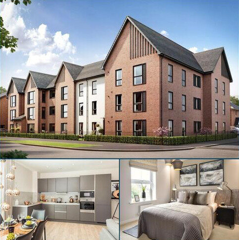 1 bedroom apartment for sale - Plot 191, LOUGHTON at New Lubbesthorpe, Tay Road, Lubbesthorpe, LEICESTER LE19