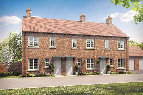2 bedroom terraced house for sale - Plot 139, The Pannal at Germany Beck, Bishopdale Way YO19