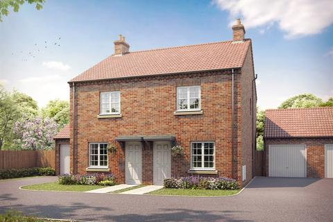 2 bedroom end of terrace house for sale - Plot 133, The Wistow  at Germany Beck, Bishopdale Way YO19
