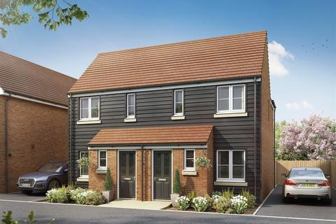 2 bedroom semi-detached house for sale - Plot 74, The Alnwick  at Copperfield Place, Hollow Lane, Broomfield CM1