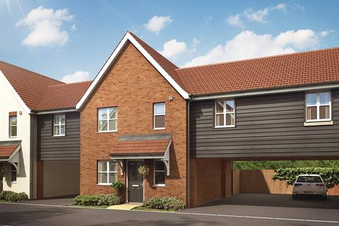 3 bedroom detached house for sale - Plot 17, The Chester Link at Copperfield Place, Hollow Lane, Broomfield CM1
