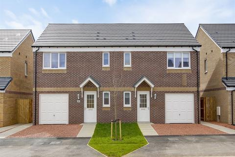 3 bedroom semi-detached house for sale - Plot 39, The Newton at Clyde Shores, Dalry Road (B714) KA21