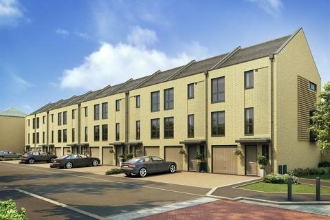 4 bedroom terraced house for sale - Plot 123, The Lydford at Colonial Wharf, Chatham Quayside ME4