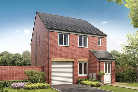 3 bedroom detached house for sale - Plot 15, The Chatsworth  at Wedgwood View, Deans Lane ST5