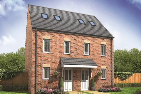 3 bedroom end of terrace house for sale - Plot 176, The Moseley  at Whitewater Glade, Portrack Lane TS18