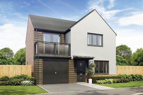 4 bedroom detached house for sale - Plot 120, The Roseden at Elmwood Park Court, Esh Plaza, Sir Bobby Robson Way NE13