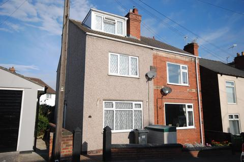 4 bedroom semi-detached house for sale - Central Street, Hasland, Chesterfield, S41 0SE