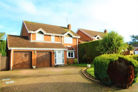 4 bedroom detached house for sale - Swallowdale, Wolverhampton WV6