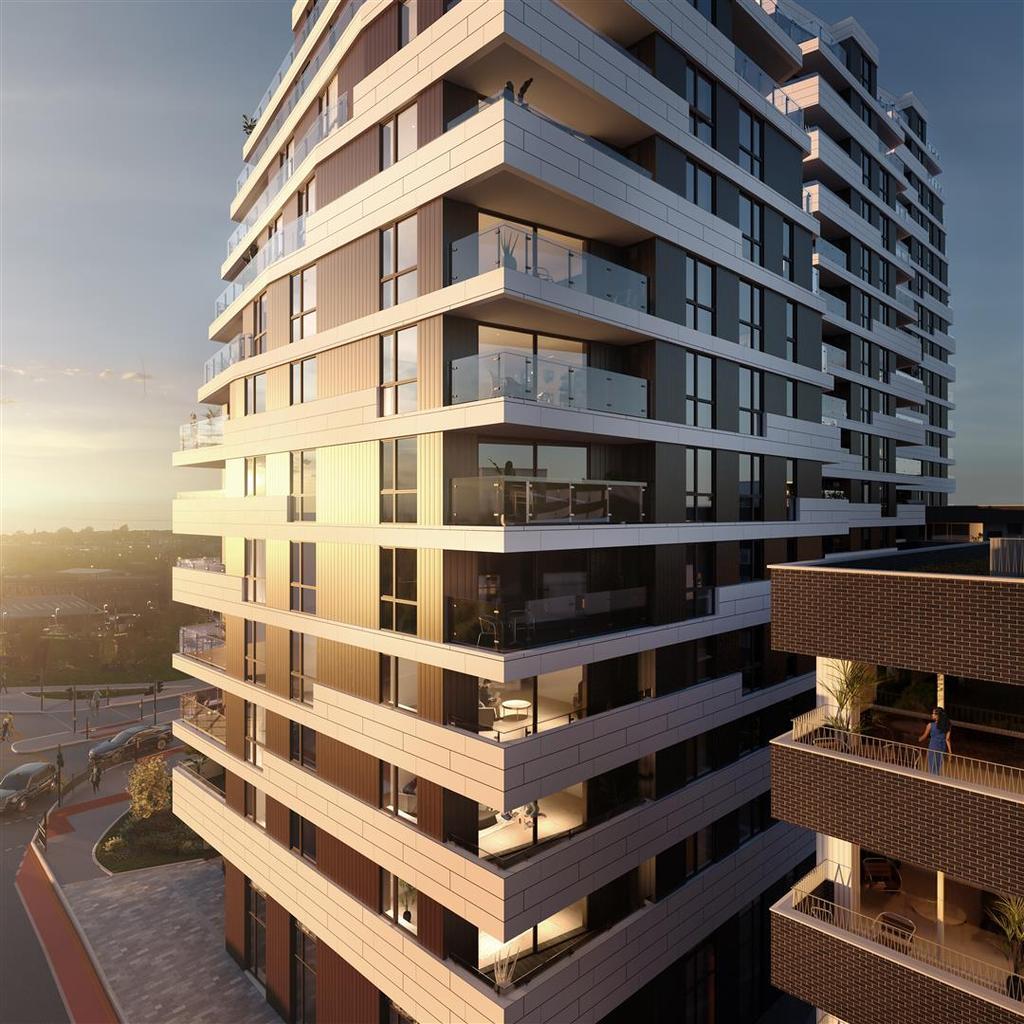 Bridgeview Apartments: Morris Rise, Motion, E10 2 Bed Apartment For Sale