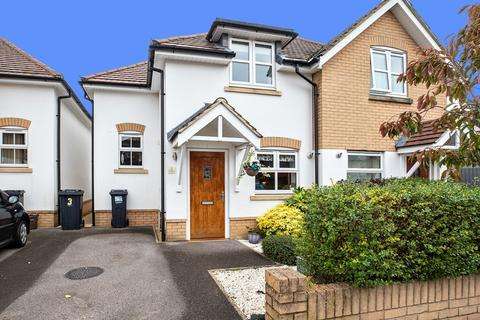 3 bedroom semi-detached house for sale - The poppies, Gorsecliff Road