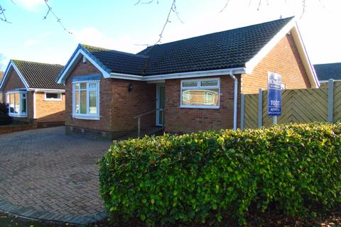 3 bedroom bungalow to rent - THORNDON WAY, WALTON CHESTERFIELD