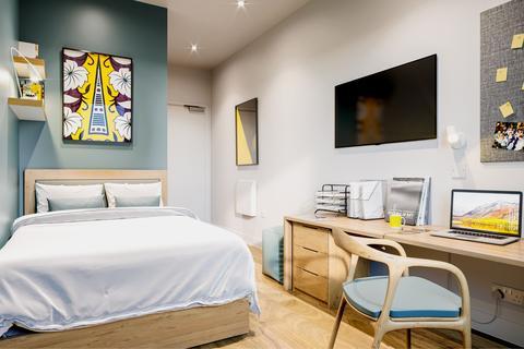 1 bedroom flat share to rent - Essential En Suite Room at The Exchange, 16 Hotham Street, Liverpool, Merseyside, L3