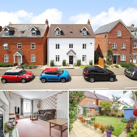 5 bedroom detached house for sale - Rowan Way, Angmering, West Sussex, BN16