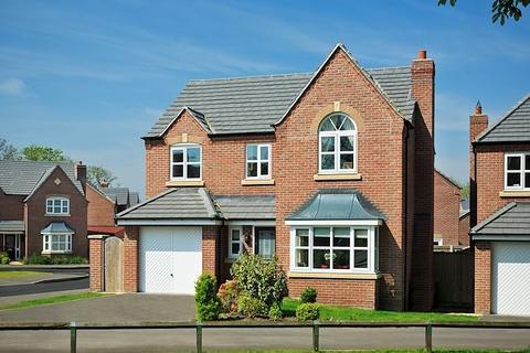 4 bedroom detached house for sale - Malpas Close, Arclid