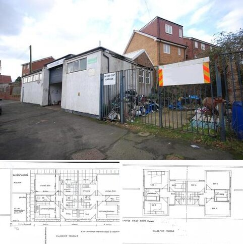 Land for sale - Silvertop Garage Silvertop Terrace, Ryton
