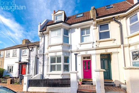 5 bedroom end of terrace house for sale - Sutherland Road, Brighton, East Sussex, BN2