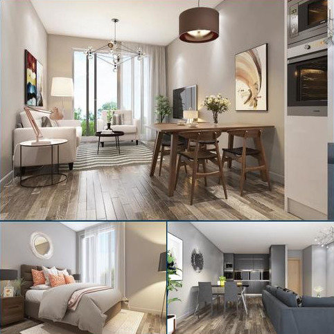 1 bedroom apartment for sale - Stonegate Road, Meanwood, Leeds LS6