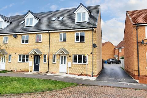 4 bedroom end of terrace house for sale - Hyde Park Road, Kingswood, Hull, East Yorkshire, HU7