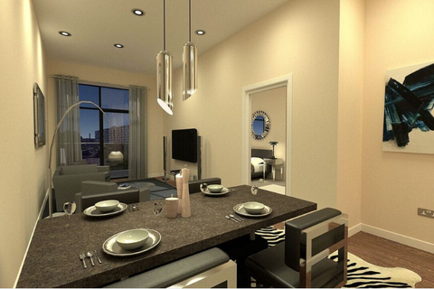 2 bedroom apartment for sale - Plot 307 at Blackfriars, Lucent Square, York Road LS9