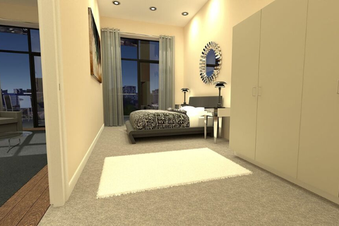 2 bedroom apartment for sale - Plot 209 at Aspen Woolf, Lucent Square, York Road LS9