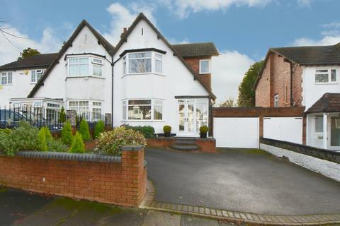 3 bedroom semi-detached house for sale - Green Road, Hall Green