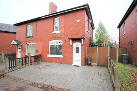 3 bedroom semi-detached house for sale - Wash Lane, Bury, BL9