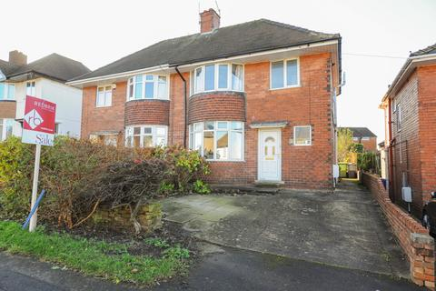 3 bedroom semi-detached house for sale - Newbold Back Lane, Chesterfield