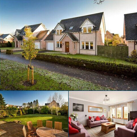 4 bedroom detached house for sale - 17 Lethnot Road, Edzell, Brechin, Angus, DD9