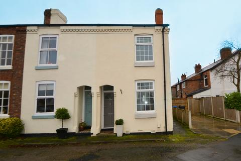 2 bedroom end of terrace house to rent - Walton Road, Cheshire, WA4 6NL