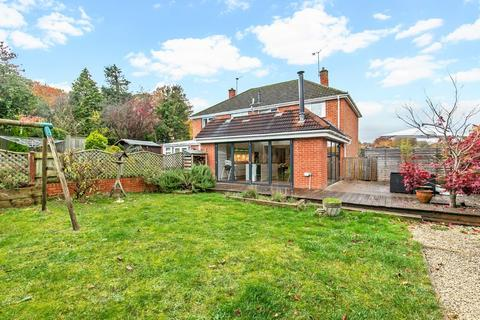4 bedroom end of terrace house for sale - St. Matthew's Road, Winchester, SO22