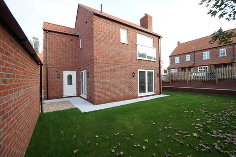 3 bedroom detached house for sale - Marjorie Close, Washingborough, Lincoln