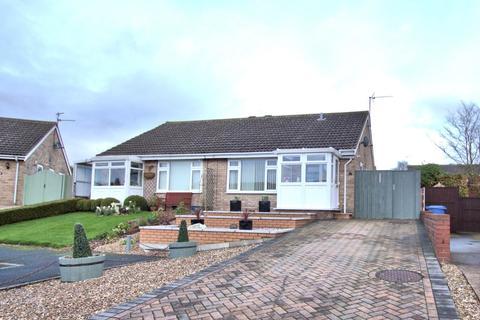 2 bedroom semi-detached bungalow for sale - Sandringham Close, Bridlington