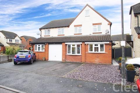 4 bedroom semi-detached house for sale - Cutsdean Close, Bishops Cleeve