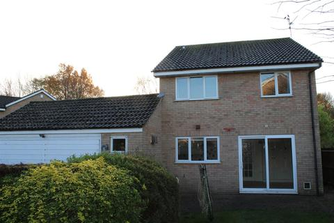 4 bedroom detached house for sale - Beckett Close, North Wootton