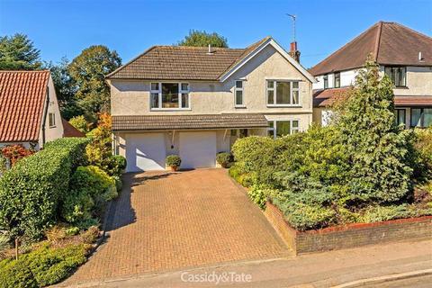 4 bedroom detached house for sale - Harpenden Road, St Albans, Hertfordshire