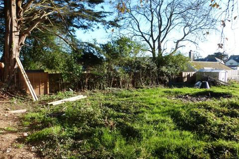 Plot for sale - Holywell Road, Playing Place