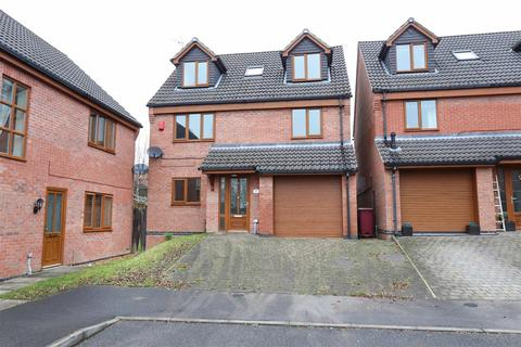 4 bedroom detached house to rent - Maple Close, Storth Lane, South Normanton