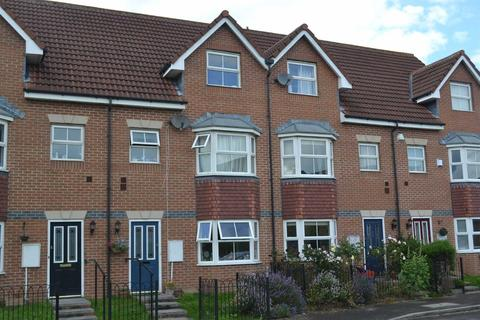 4 bedroom townhouse to rent - St Austell Way, Churchward, Swindon