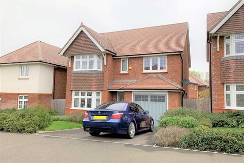 4 bedroom detached house to rent - Chalcot Road, Badbury Park, Swindon