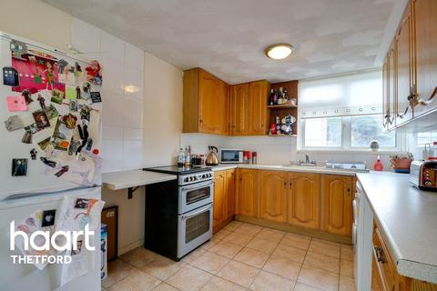3 bedroom end of terrace house for sale - Clare Close, Mildenhall, IP28 7NW